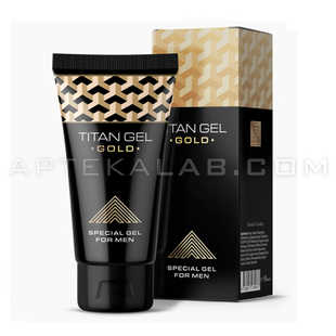 Titan Gel Gold в Казатине